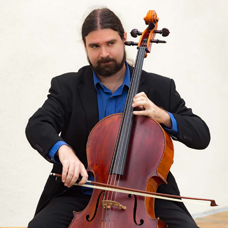 Cello & Theory Instructor