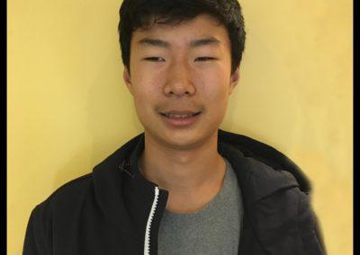 Chris Kwon All-Southern 2020