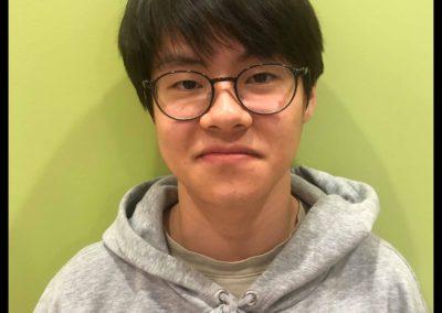 Jaden Kim Pacific Youth Youth Symphony 2020