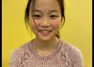 Minji Choi Irvine Honor 2020