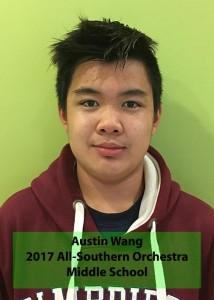 Austin Wang All-Southern