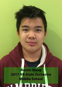 Austin Wang All-State