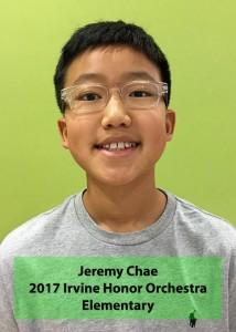 Jeremy chae