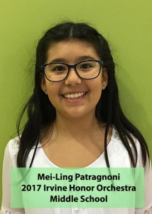 Mei Ling Irvine
